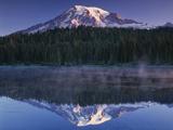 Mt. Rainier I Photographic Print by Ike Leahy