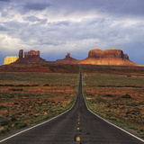 Monument Valley IV Photographic Print by Ike Leahy