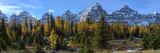Ten Peaks Larch Valley Prints by Manfred Kraus