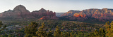 Sedona Sunset Prints by Manfred Kraus