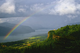 Columbia River Gorge VI Photographic Print by Ike Leahy