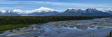 Mt. McKinley Pano Wide Prints by Manfred Kraus