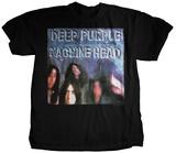 Deep Purple- Machine Head Album Cover Bluser