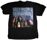 Deep Purple- Machine Head Album Cover Camisetas