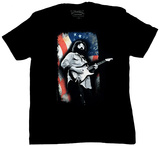 Jerry Garcia- Old Glory T-Shirt