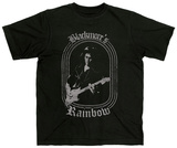 Rainbow- Blackmore's World Tour Loop Distressed T-shirts