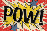 Pow Posters by Todd Williams
