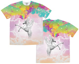 Unicorn Dreams (Front/Back) Sublimated
