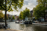 Amsterdam Canal III Photographic Print by Erin Berzel