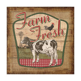 Nostalgic Farm II Poster by Todd Williams
