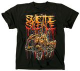 Suicide Silence- Liquified Corpse T-Shirts