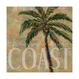 Coastal Palm - Mini Prints by Todd Williams