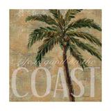 Coastal Palm - Mini Prints by Todd Williams