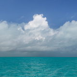 Tropical Seascape II Photographic Print by Kathy Mahan