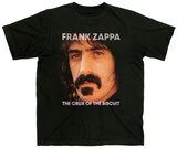 Frank Zappa- Crux of the Biscuit T-shirts