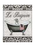 La Baignoire Poster af Todd Williams