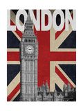 London Prints by Todd Williams