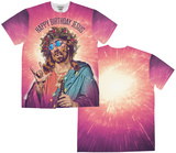 Happy Birthday Jesus (Front/Back) Sublimated