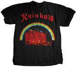 Rainbow- Live On Stage T-shirts