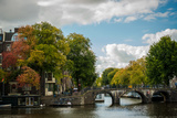 Autumn in Amsterdam Photographic Print by Erin Berzel