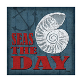 Seas the Day Prints by Todd Williams