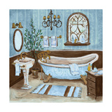 Tranquil Bath II Art by Todd Williams