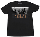 Santana- Here and Then T-Shirt