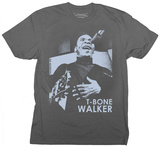 T Bone Walker- Faded Portrait T-shirts
