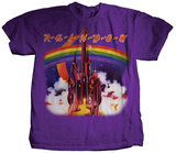 Rainbow- Devut Album Cover T-shirts
