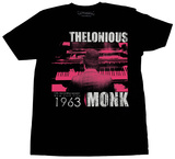 Thelonius Monk- CBS Recording Session 1963 Shirts