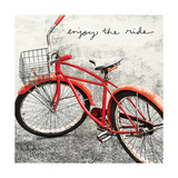 Enjoy the Ride Posters by Amy Melious
