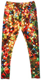 Womans: Christmas Tree Ugly Leggings Sukienka mini