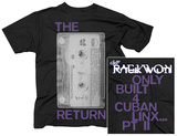 Reakwon- The Return (Front/Back) T-shirts