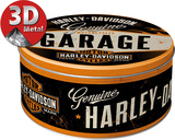 Harley-Davidson Garage Tin Box Sjove ting