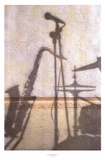 Jazz Instruments Prints by Josep Cisquella