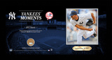 Mariano Rivera Records his 602nd Career Save Photo with Game-Used Dirt Framed Memorabilia