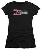 Juniors: Chevrolet- Chromed Z28 Logo Shirts