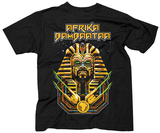 Afrika Bambaata- Techno Pharoah T-Shirts