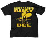 Chiefrocker- Busy Bee Tshirt