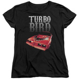 Womens: Pontiac- Turbo Bird T-Shirt