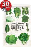Greens Tin Sign