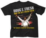 Doug E Fresh- World's Greatest T-Shirts