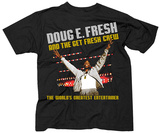Doug E Fresh- World's Greatest T-shirts