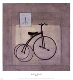 Matias Duarte - Pedal - Poster