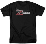 Chevrolet- Chromed Z28 Logo T-Shirt