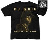 DJ Quik- Quik Is The Name (FrontBack) Tshirt