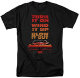Pontiac- Blow It Out Gto Shirt