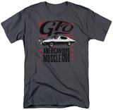 Pontiac- Gto American Muscle Since '68 T-shirts