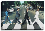 The Beatles - Abbey Road Custom Stretched Canvas Print