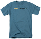 Chevrolet- Chevy Wide Front Emblem T-Shirt